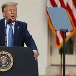 """Image for the Tweet beginning: Trump vil indsætte """"tusindvis af"""