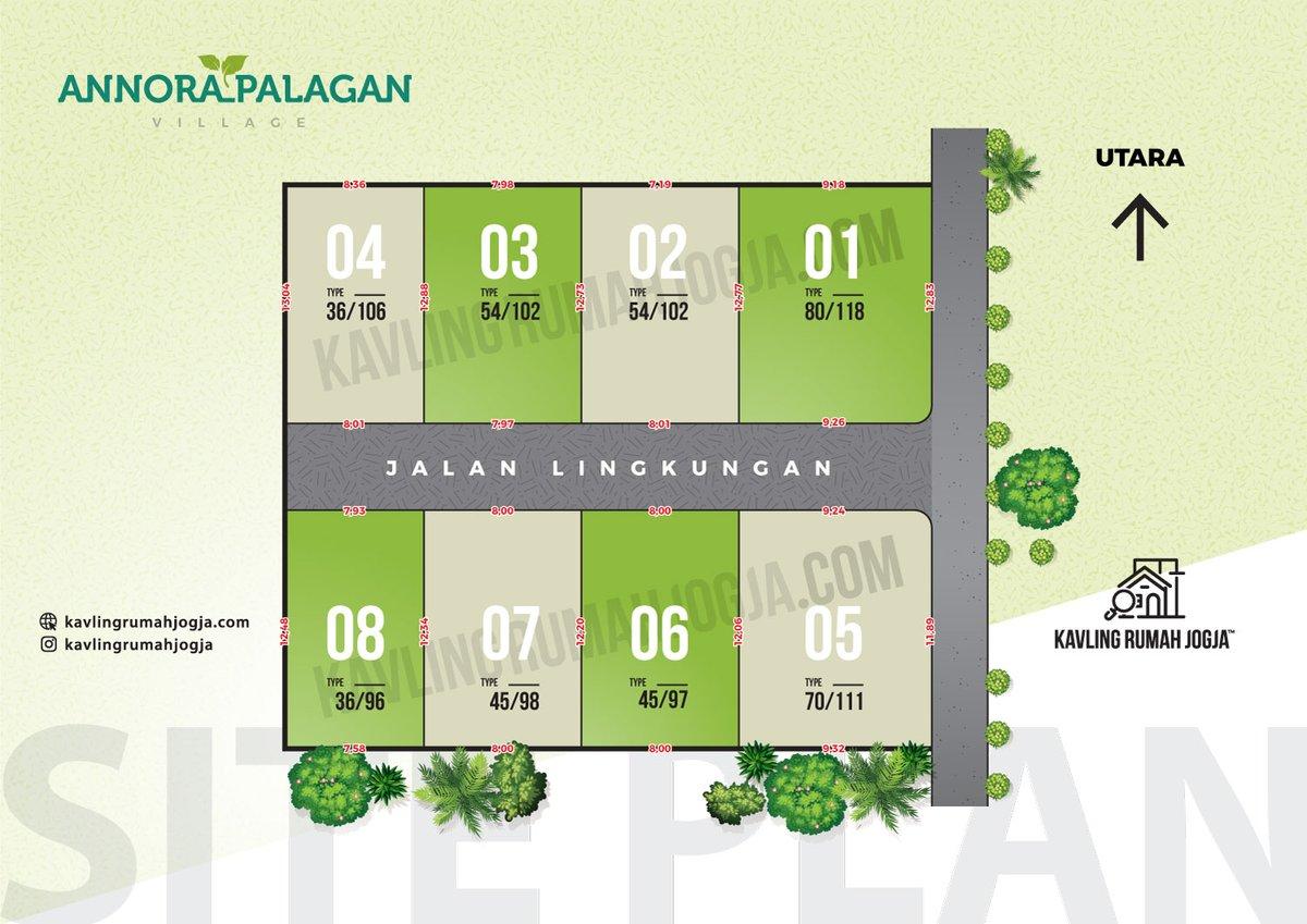 Masih 2 unit #rumahsiapbangun dalam #Cluster dengan tipe 80 dan 45 dilokasi yang sangat strategis hanya 2 menit dari Jalan Palagan Rejodani Yogyakarta https://t.co/f5cwUA8I2A