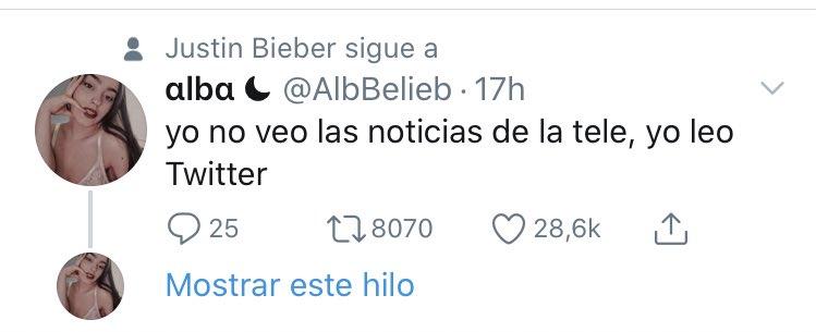 @AlbBelieb Yo solo estoy viendo q t sigue Justin Bieber https://t.co/alyWfSfoT1