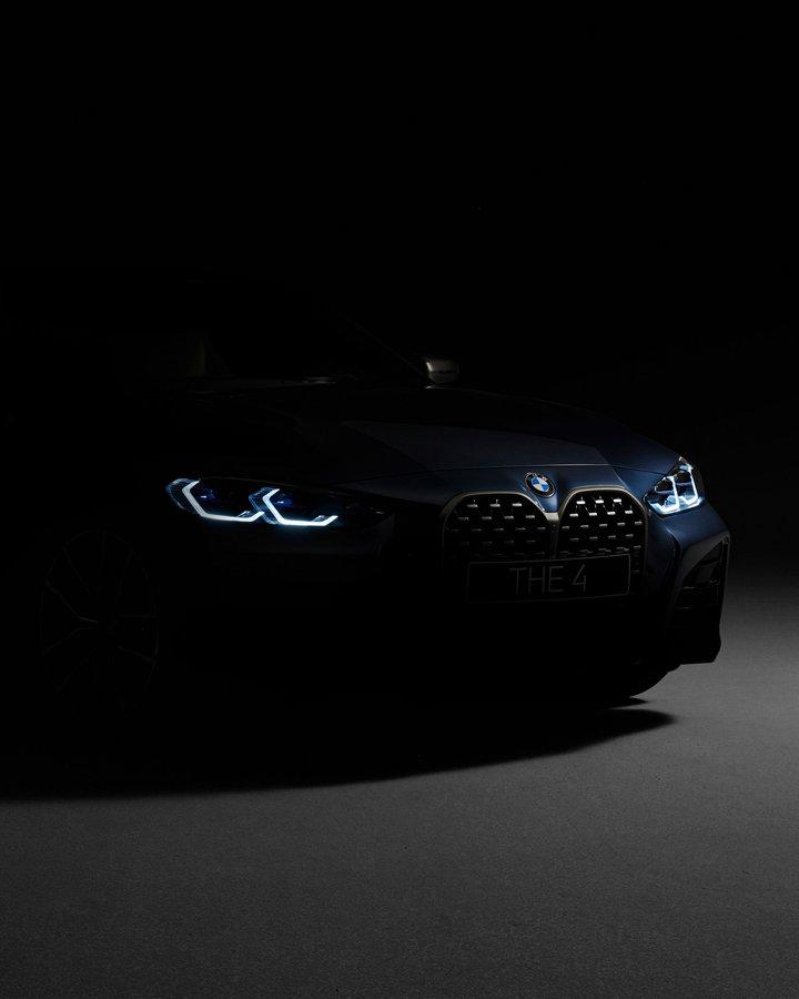 Официальная премьера BMW четвёртой серии.