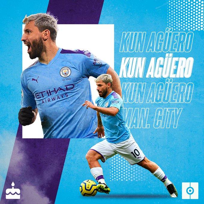 Happy birthday, Sergio Aguero! The Manchester City star turns 32 today