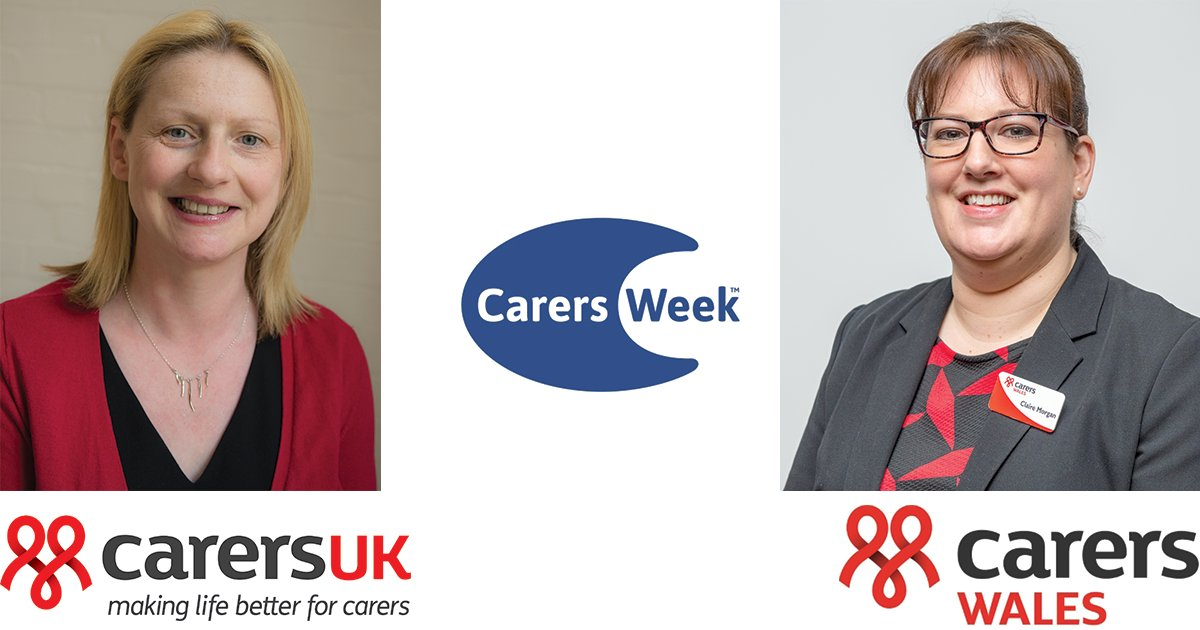 . @CarersUK Chief Executive @Helen_M_Walker H and @CarersWalesDir Claire Morgan will be joining unpaid #carers for a Care for a Cuppa next Tuesday 9th June from 10am.  Join the session and see what else Carers Wales are doing at the link here: https://t.co/3N3LiKRXL7 https://t.co/15kO1TzEH4