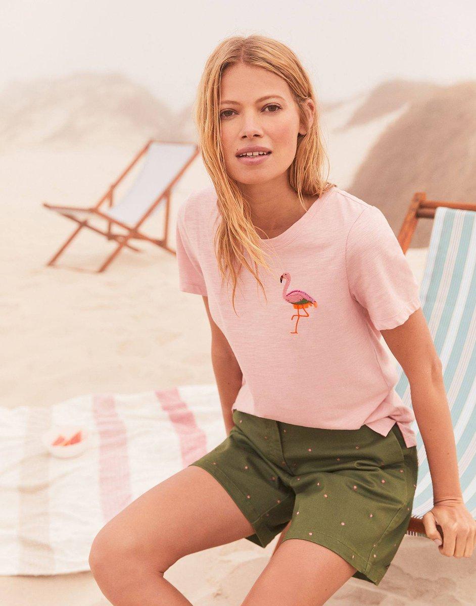 Spend summer in shorts ☀️  Shop the shorts > https://t.co/tLTfvdmZeN Shop the t-shirt > https://t.co/Ay7B3ULArG https://t.co/hmB2FIdGY9