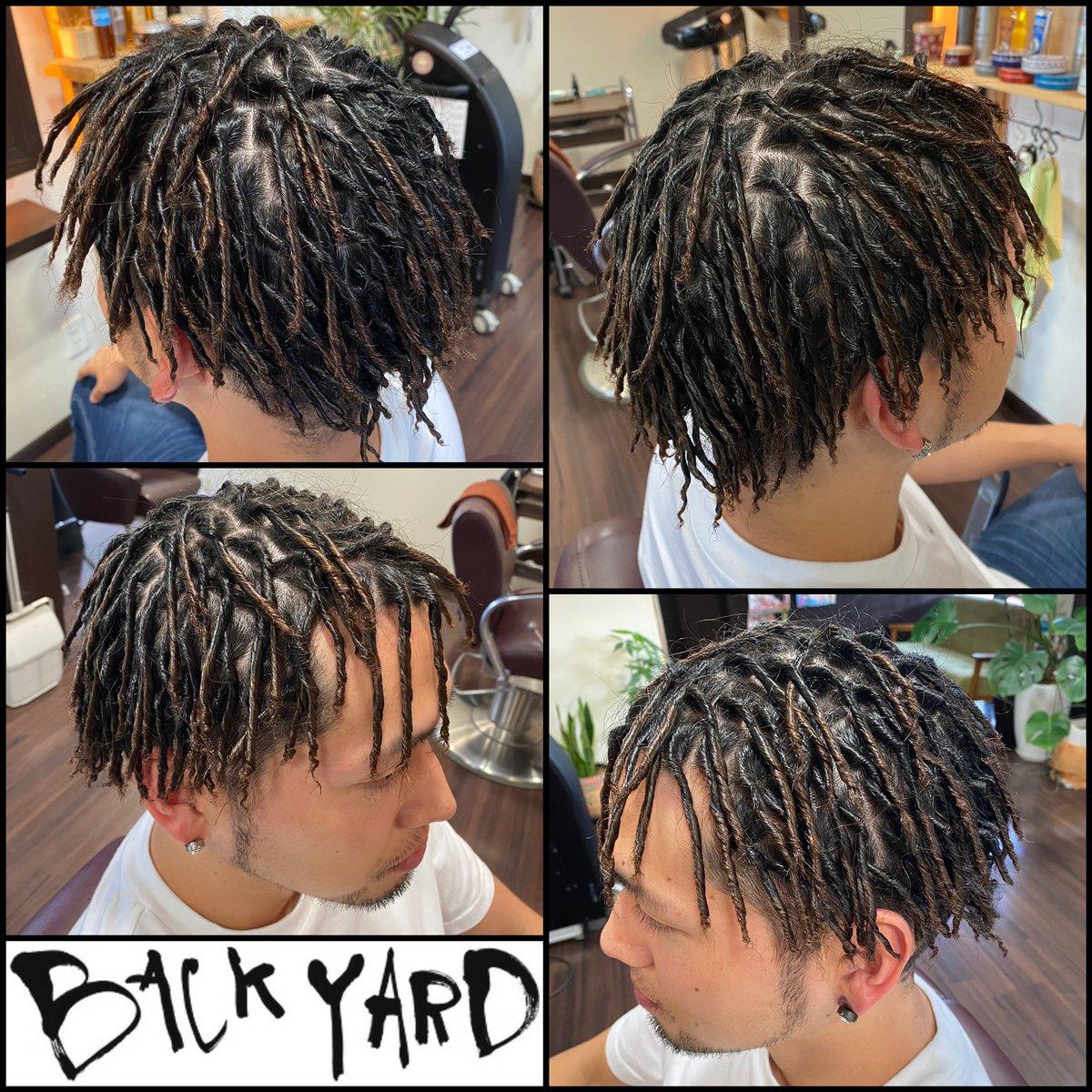ツイスト。 #hair #hairstyle #twist #twistdreads #hiphopfashion #streetfashion #barber #barberstyle #ヘア #ヘアスタイル #ツイストパーマ #ツイストドレッド #特殊ヘア #特殊パーマ #群馬 #太田市 #ヘアサロン #バーバー #backyard #理容師 #美容師