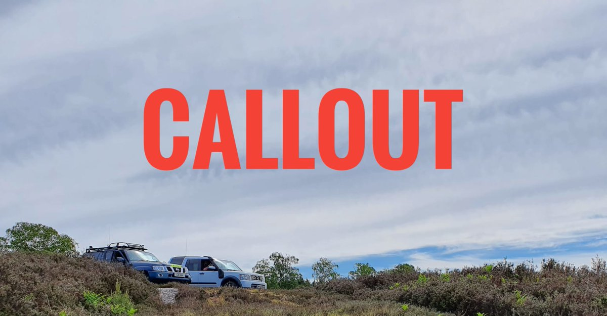CALLOUT - Stafford RAYNET have been tasked to assist with #firewatch duties on #cannockchase https://t.co/3wXwVFAi3b