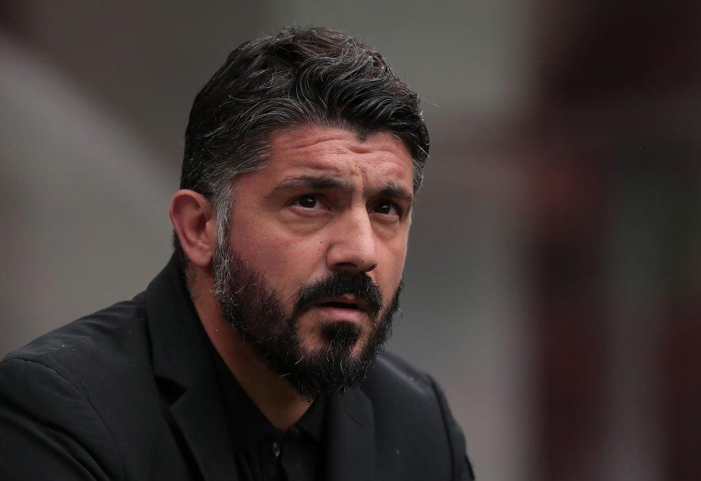 #Gattuso