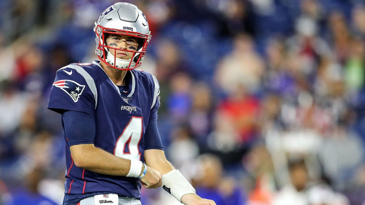 Can Patriots' offense improve without Tom Brady? Answers might surprise dlvr.it/RXqBlN