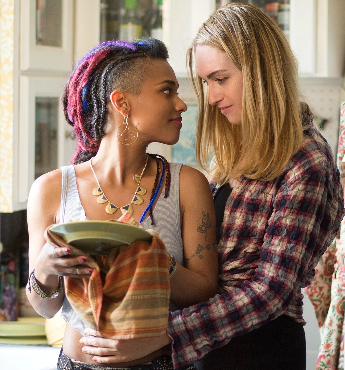 Lesbian film netflix