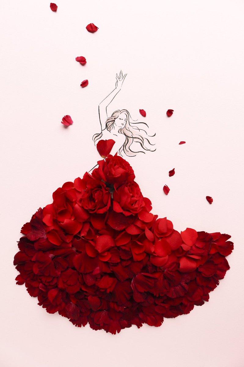 きょう6月2日は《ローズの日》バラの花言葉は「愛」「美」
