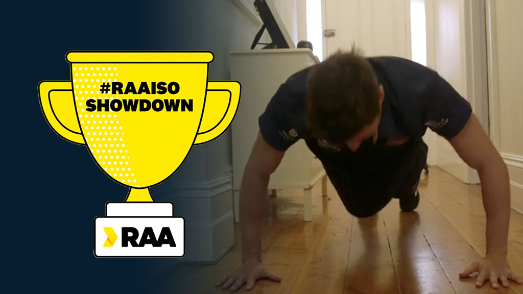 Image for the Tweet beginning: #RAAIsoShowdown Challenge 8: How many