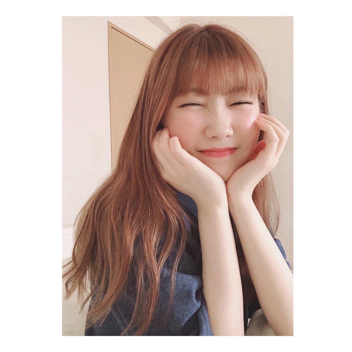 smile for You ‼︎今日はLINE LIVEやりますよ!みんな20時に集合ね〜(^^)