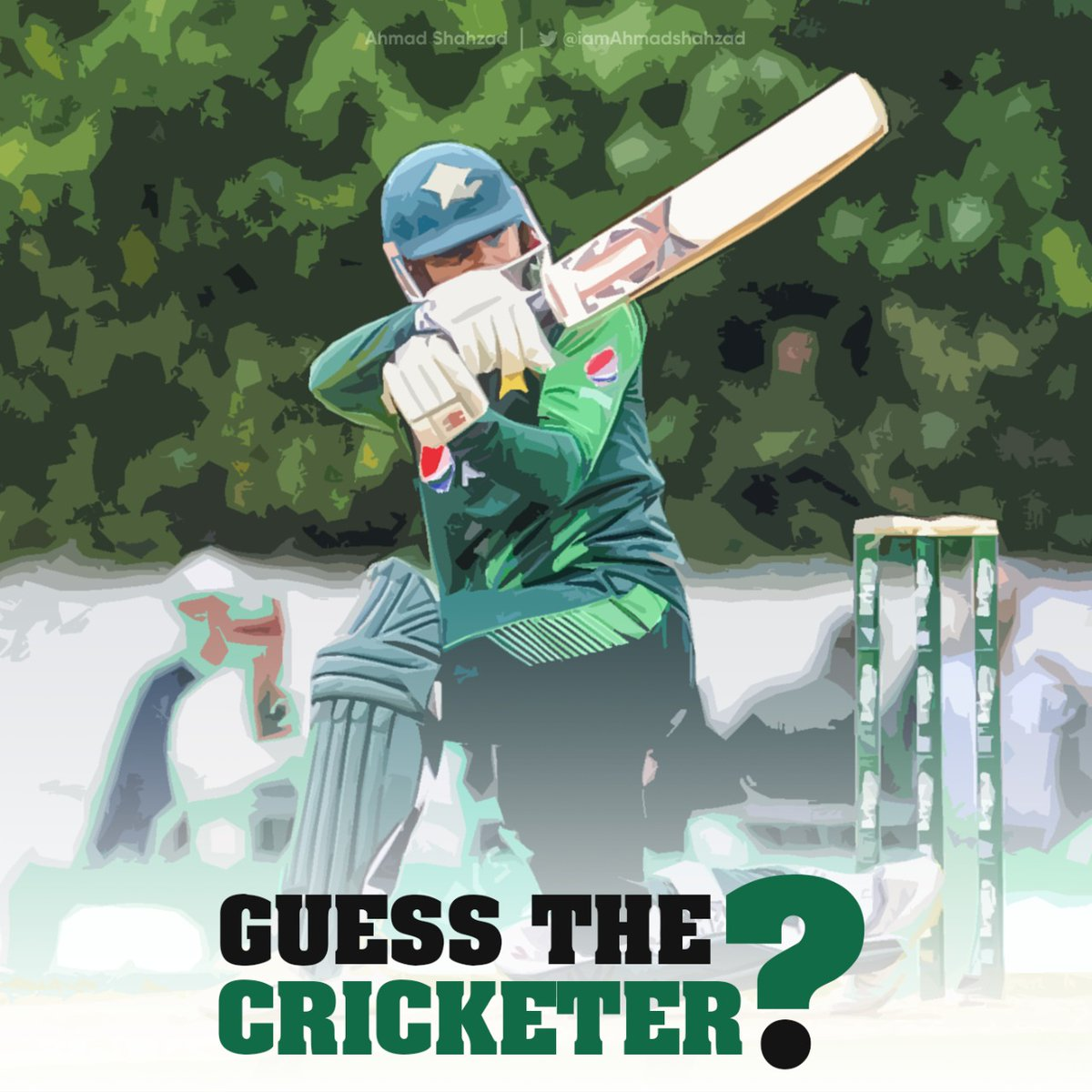Can you #GuessTheCricketer ? https://t.co/ts3Inx84rY
