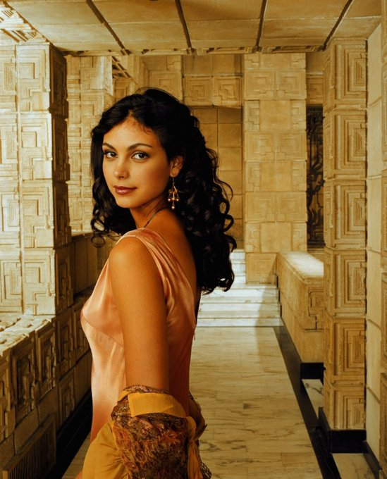 Happy 41st Birthday to gorgeous Morena Baccarin