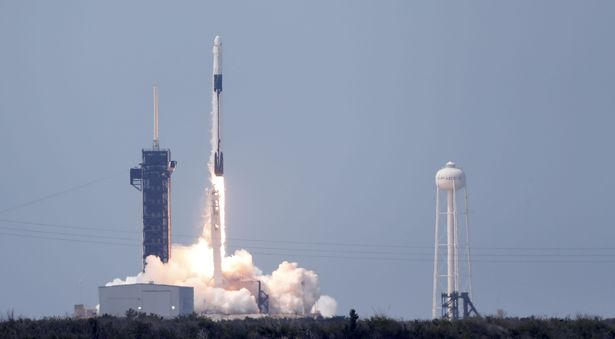 SpaceX to follow historic astronaut mission with another launch on Wednesday