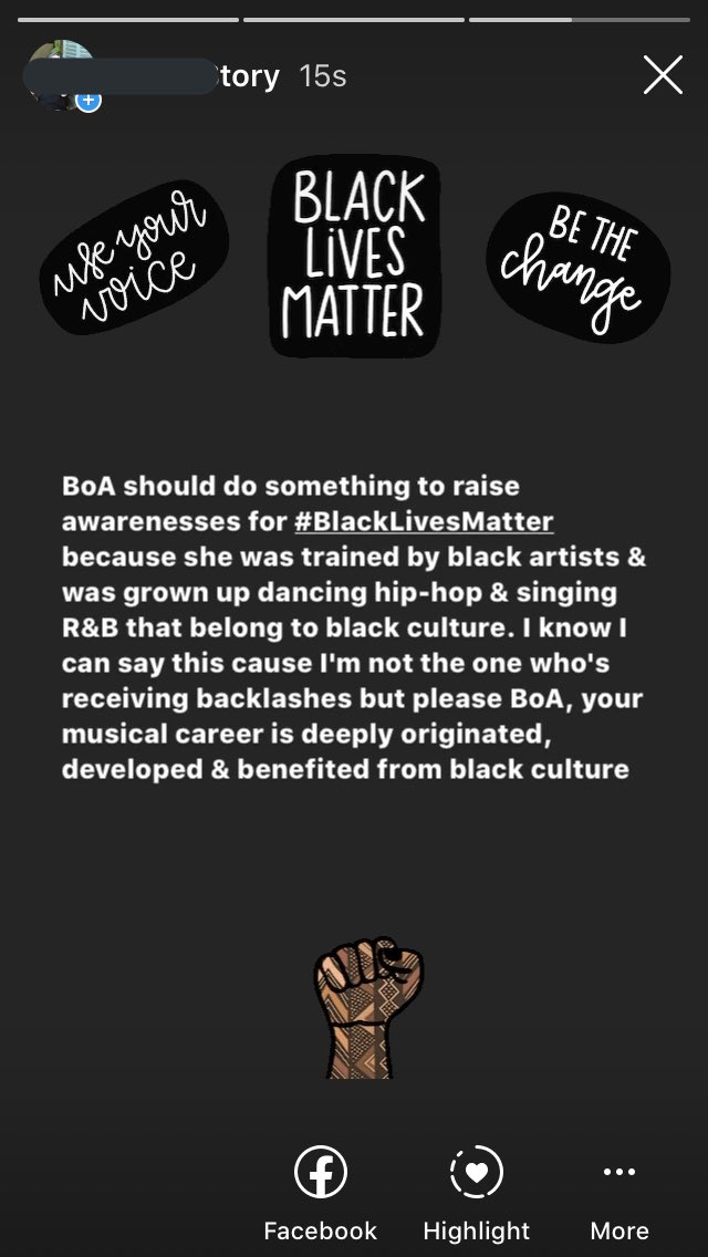 Sharing my opinion. Unfollow me if you think it bothers you & the Queen #BlackLivesMatter   From a loyal fan who grew up living every moment with the Queen since 2002 #Hiphop #RnBpic.twitter.com/sWth1lQtYO