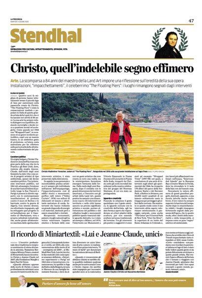 #Christo