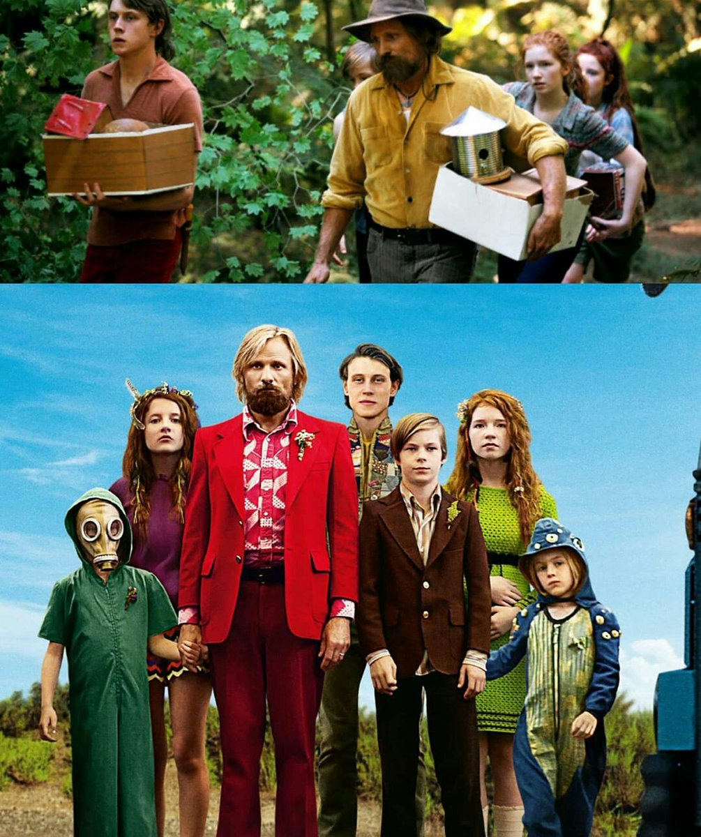 CAPTAIN FANTASTIC (2016) . . . Matt Ross #cinema pic.twitter.com/1nQHh7EscJ