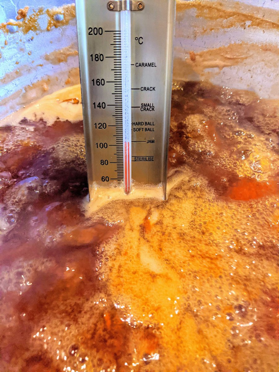 Who is making #apricot #jam ? Best time to make it  #womensinstitute #makingpreserves #jammakingpic.twitter.com/rvvUVIrV6g