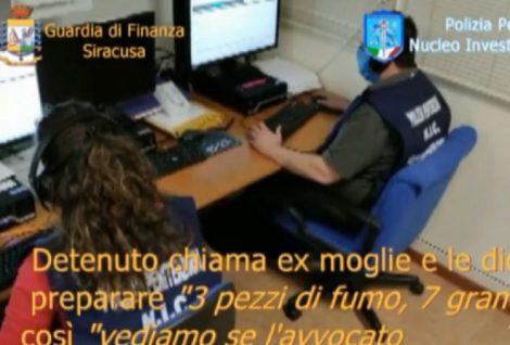 """""""Procurami mezzo ovulo"""" le ordinazioni di droga al telefono dei detenuti del carcere di Siracusa - https://t.co/gHUOhQMKSl #blogsicilianotizie"""