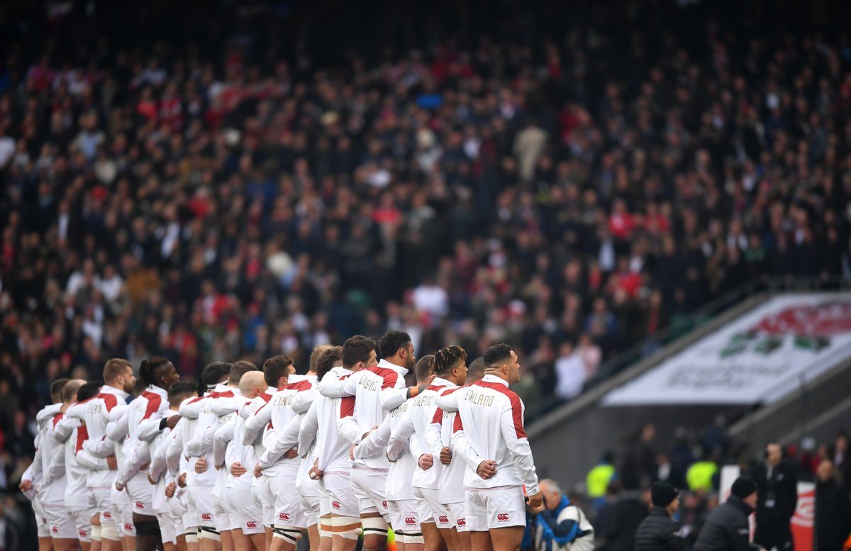 England Rugby (at 🏠) @EnglandRugby