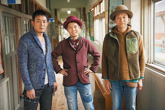 【期間限定】解散から7年、ファンモンがライブ映像を公開「がんばろう日本~一歩ずつ前へと~」をテーマに、2日から30日まで毎日ライブ映像を1曲ずつ公開。解散以来初めての試みだという。