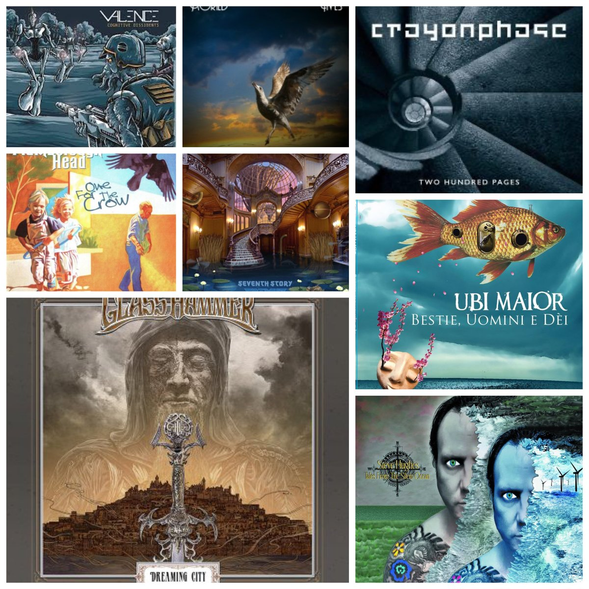 Epics for all Time No.228 from 28/05/2020 is also available to listen to anytime. Only the best long tracks old and new. Just click on the link below and enjoy!  #mixcloud #mixcloudcharts #progressiverock @Rock_Progresivo #progrock #indierock #epic   https://www.mixcloud.com/rush53/epics-for-all-time-no228-from-28-05-2020/…pic.twitter.com/r3SyUKXp5J