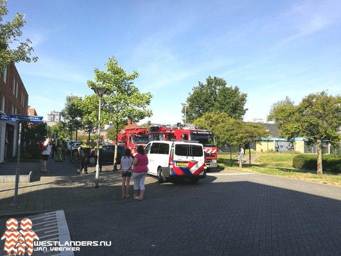 Keukenbrand aan de Burgemeester Van de Brandelerlaan https://t.co/Rk1O2eCryN https://t.co/8WF6tJjWdH