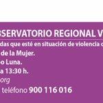 Image for the Tweet beginning: Punto Municipal de Violencia de