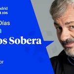 Image for the Tweet beginning: .@carlos_sobera estará a las 11:35