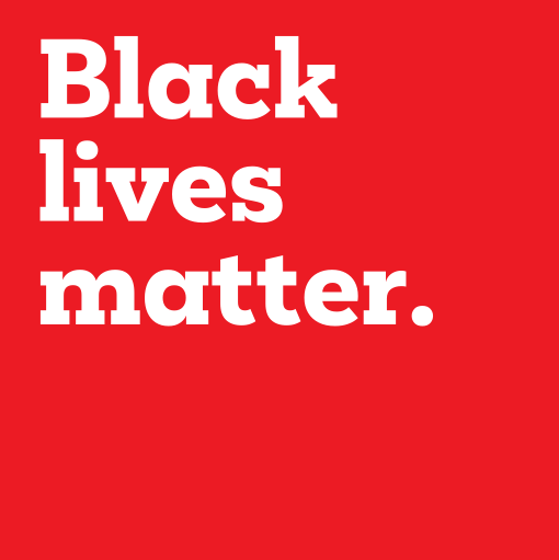 Silence is not an option. We stand together with our sisters and brothers who experience the violence of racism. We stand together to speak out against this injustice wherever it is found. #BlackLivesMatter