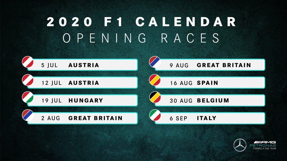 Let's get @F1 2020 started 👊 Who's ready!! 👇 https://t.co/ml89Mybm5v