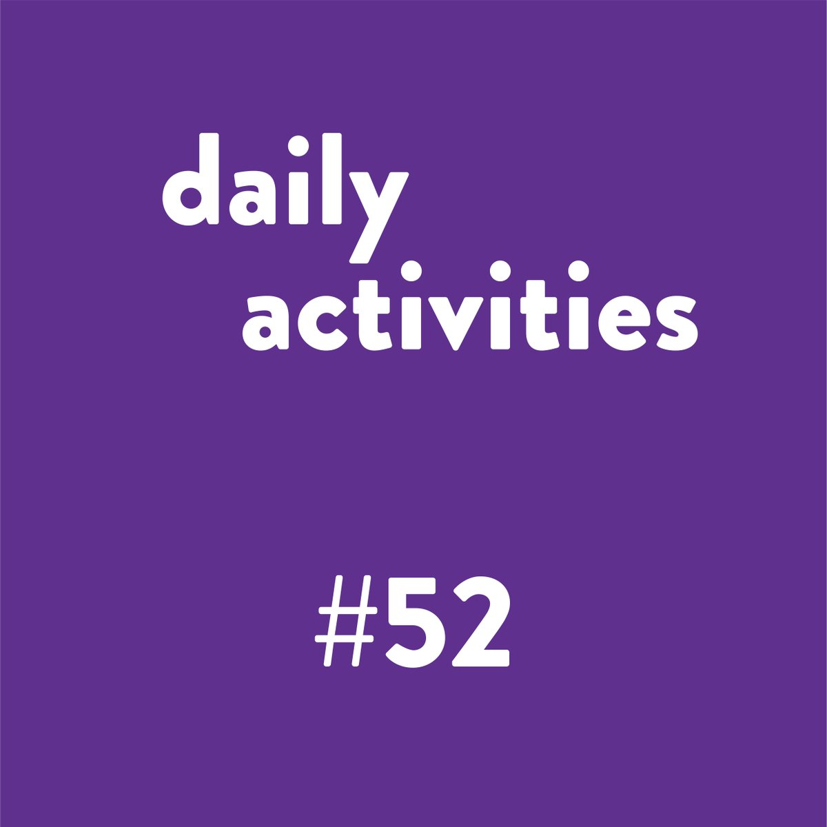 Fact of the day: Temperature changes at the North and South poles affects what species can survive there.  See our activities for the day here! https://purplepatcharts.org/daily-activities/52 …  #dailydoseofpurple #purplepatcharts #stayhealthy #climatechange #polar #WED2020pic.twitter.com/qsP6oCDkRF
