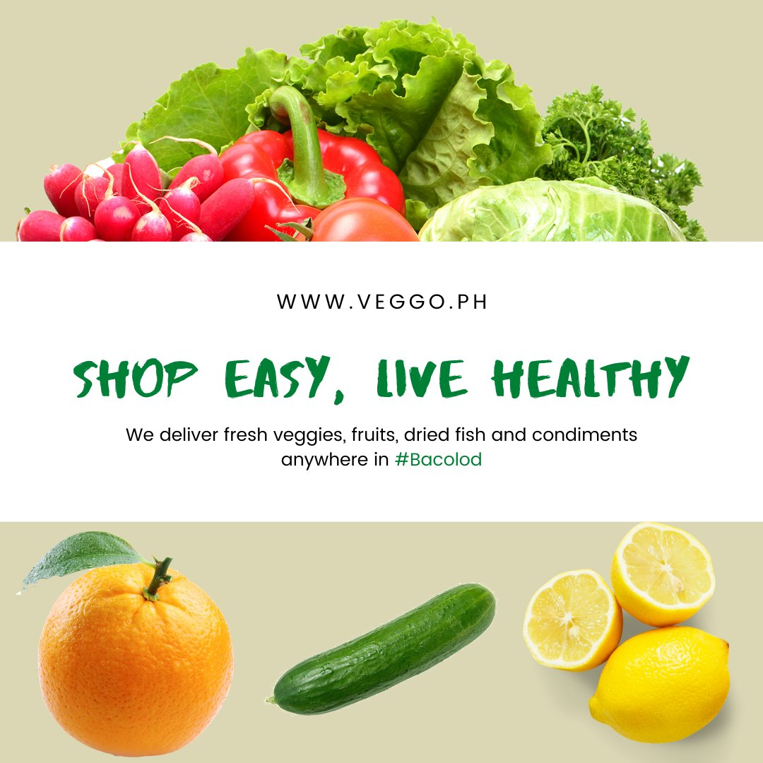 Think fresh and stay healthy everybody! #bacolodpic.twitter.com/sxziO2oH4R