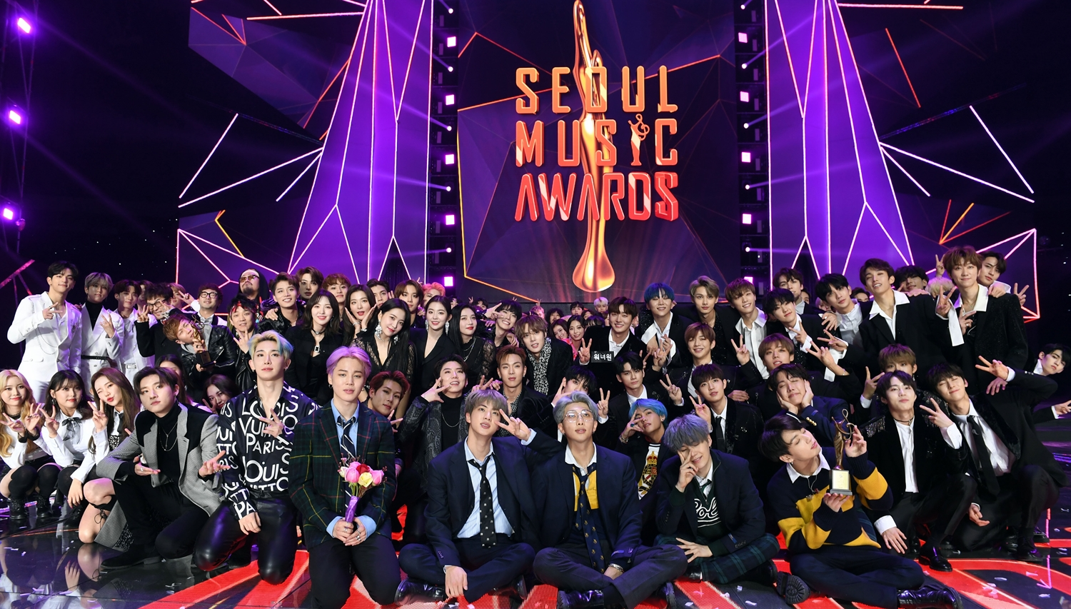 Nominations for the 30th Seoul Music Award announced