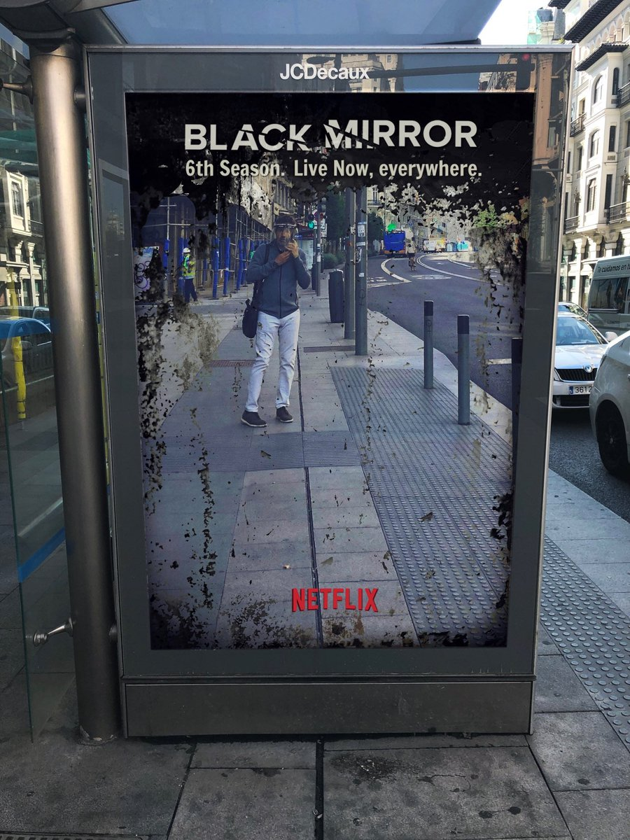 Sounds about right. 2020 is #BlackMirror. <br>http://pic.twitter.com/L5dJMkYApH