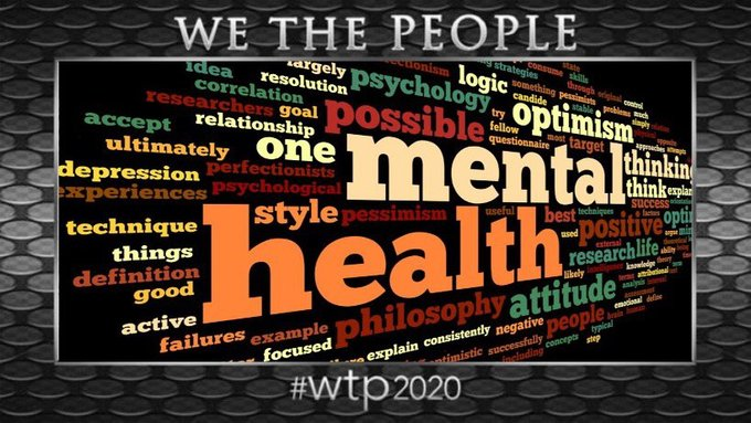 Mental illnesses such as depression can be disabling, yet some with these illnesses don't receive treatment. 3 of 5 adults with a mental health disorder dont receive care from a specialist. #Healthcare4All #wtp2020 @wtp__2020 #wtp333