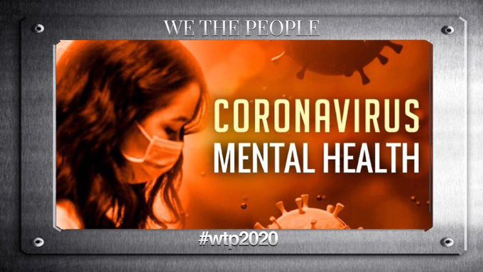 """Studies show COVID will cause 75k additional """"Deaths of Despair."""" -Loneliness -Isolation -Access to affordable health care -Systemic racism -Trauma -Financial concerns -Increased gun sales #Healthcare4All #wtp2020 @wtp__2020 #wtp334"""