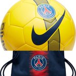 Image for the Tweet beginning: SCORE OF THE DAY  PSG Accessories Ball-