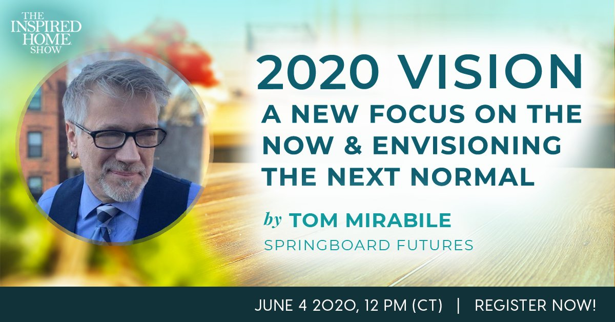 Register today for a webinar with Springboard Futures (@BillDoy74202347)!  http://ow.ly/fRGP50zWEHi   #consumerinsight #consumertrends #NewNormalpic.twitter.com/9axO9Yaf3Y
