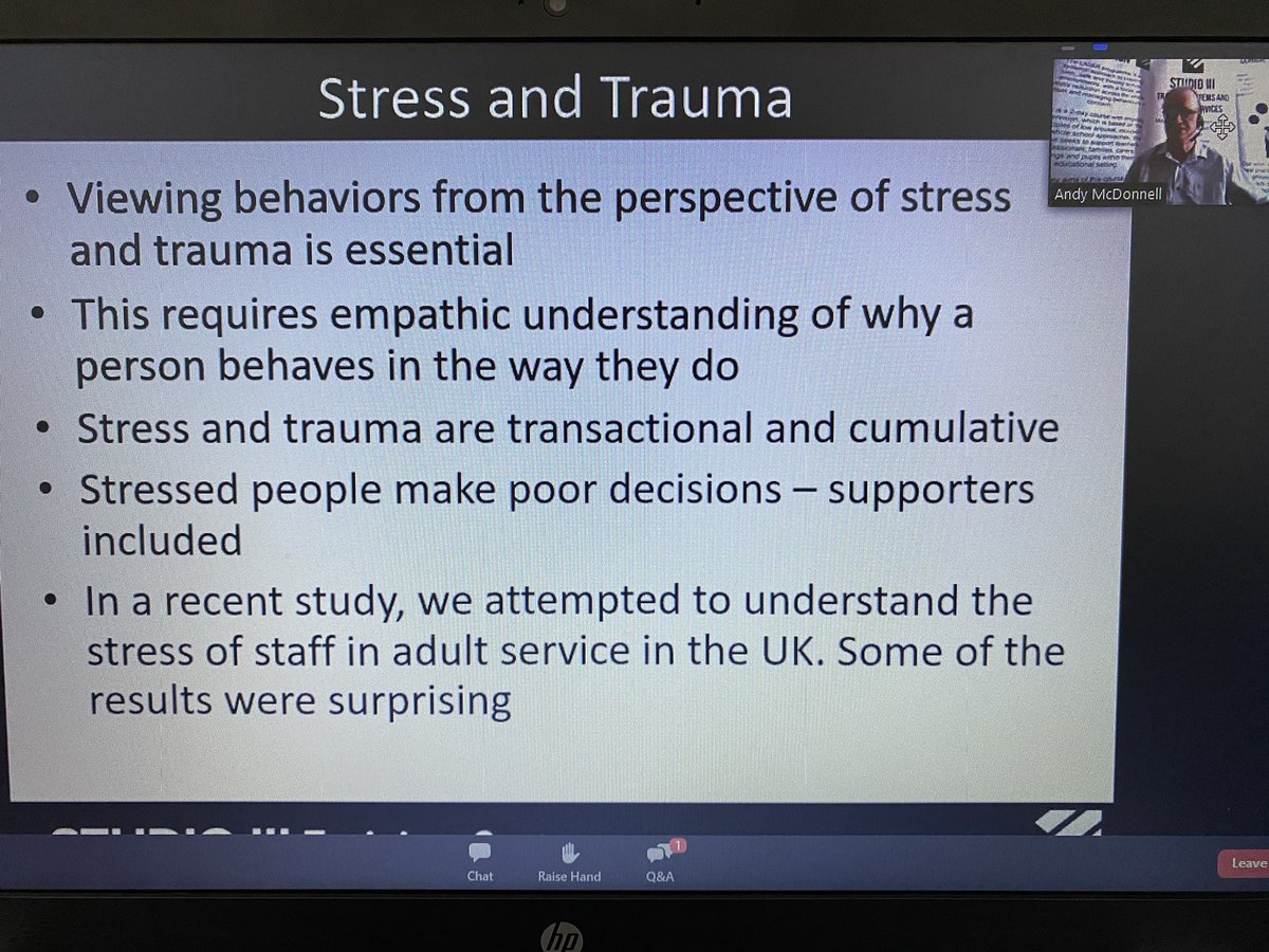 Stress is a transactional phenomenon. How we interact with others & the environment affects our level of stress. A range of factors can contribute to stress and relationships and self-care are the key to mitigating these factors #S3Web9 https://t.co/wHFboLcwRc