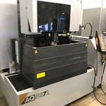 Image for the Tweet beginning: 2007 Sodick AQ537L Wire EDM