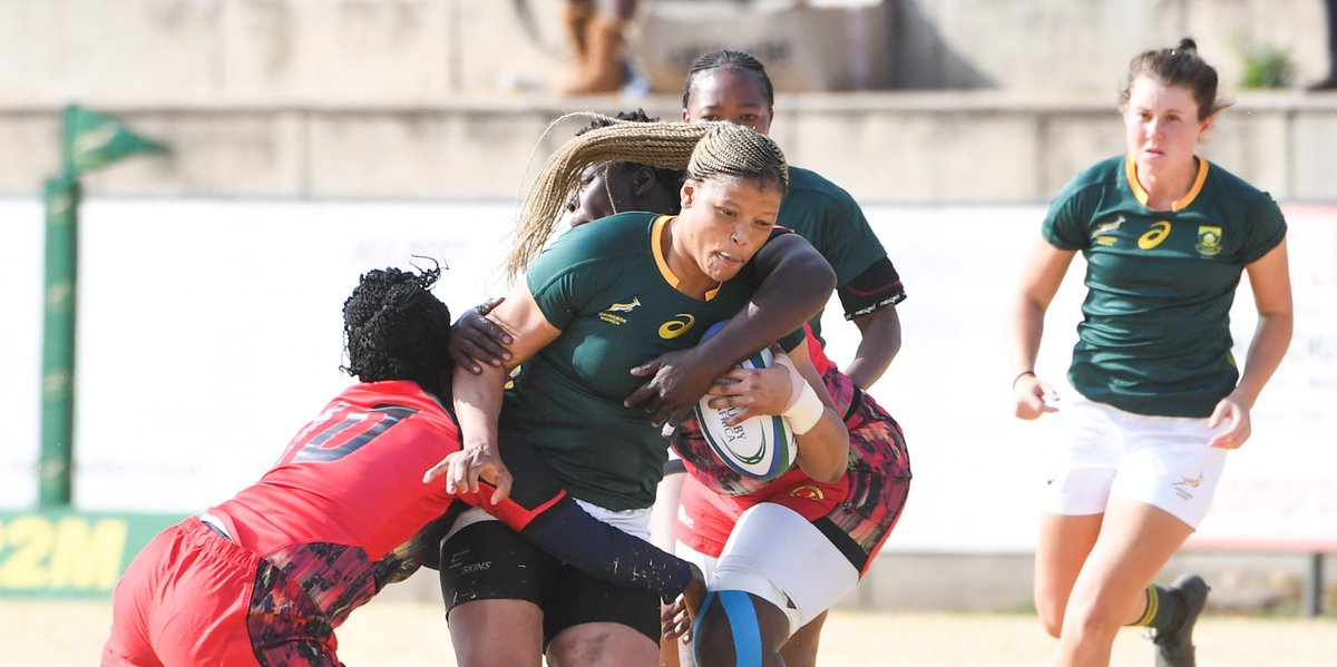 🏉Rugby Africa Womens Cup cancelled‼️ 🦠Player safety 1⃣st during COVID-19 pandemic 💥Best decision says Bok Womens coach Stanley Raubenheimer🏉 ⛓️bit.ly/3dqiq7N @RugbyAfrique