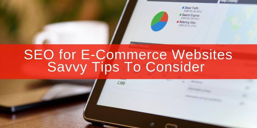 #SEO for ECommerce Websites!  https:// buff.ly/2CL2pJG     #ecommerce #Website<br>http://pic.twitter.com/PLNfVPmqJO