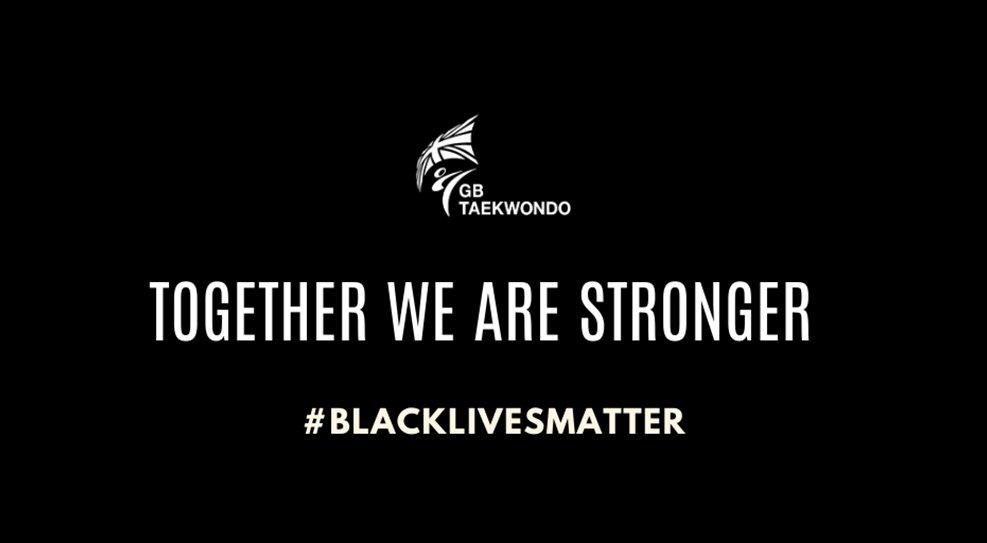 We stand together against all forms of racism, oppression and injustice. Together we are STRONGER 🖤 ➡️blacklivesmatter.com #BlackOutTuesday #BlackLivesMatter