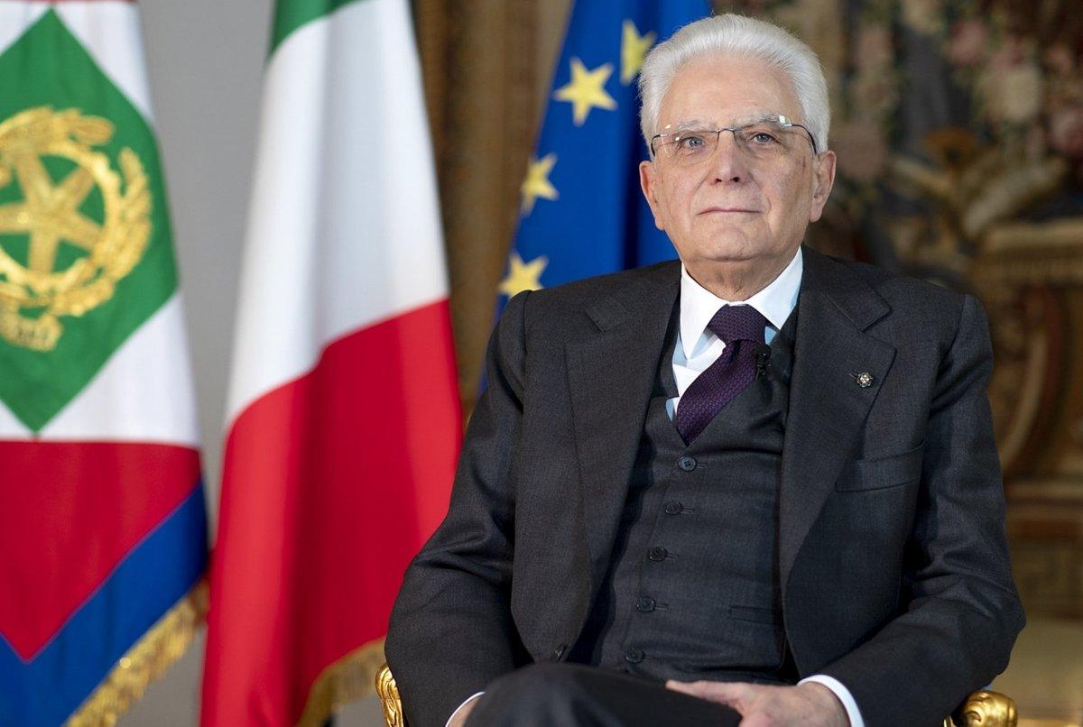 Presidente Mattarella