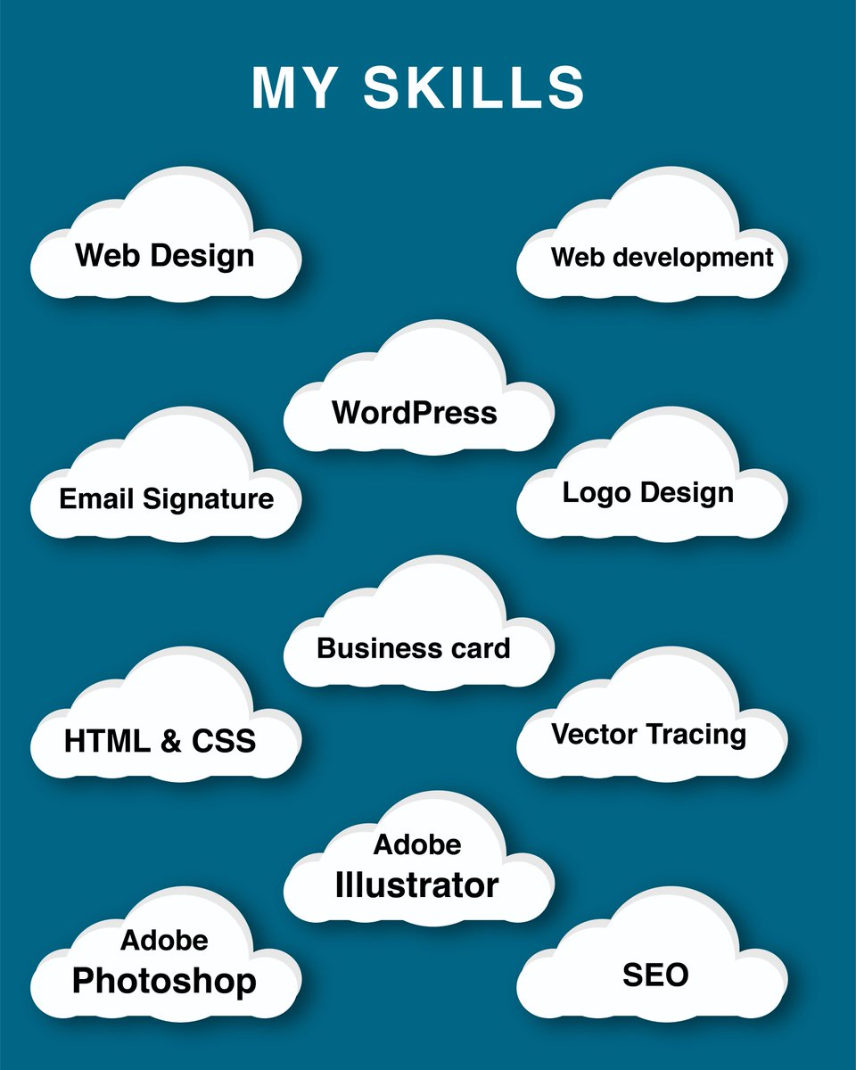 Want to hire me? Contact me. #skills #myskills #webdesign #webdevelopment #websites #hire #services #digital #freelance #freelanceservices #logodesign #emialsignature #wordpress #businesscard #adobe #illustrator #photoshop #seo #instagramservices #socialmedia #deisgnservice pic.twitter.com/GFdV9pA0cH