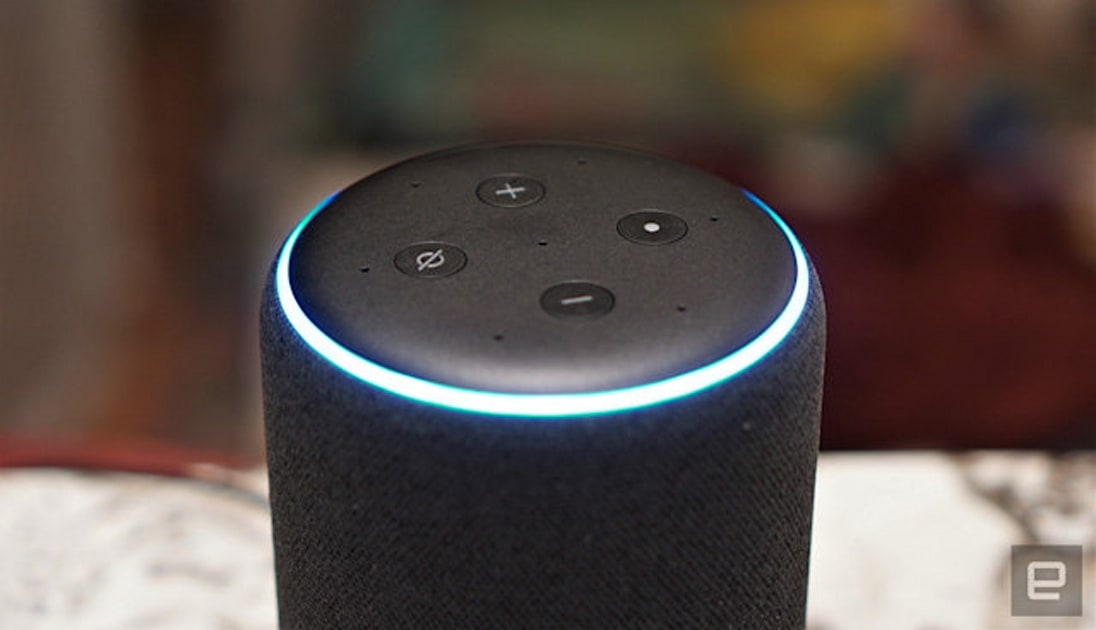 The Morning After: Alexa's new 'Drop In' intercom system