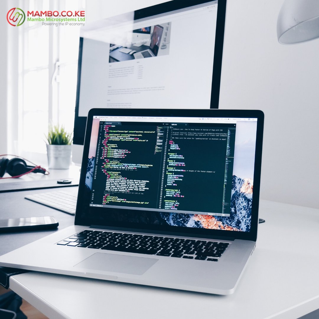 Mambo Microsystems offers the best Web Services! #technology #coder #java #python #tech #webdesign #webdeveloper #software #webdevelopment #php #computerscience #computer #codinglife #webdevelopment #coding #softwaredevelopment #programming #webdeveloper #Linux #JusticeForVaite pic.twitter.com/BBtjUUMqO8