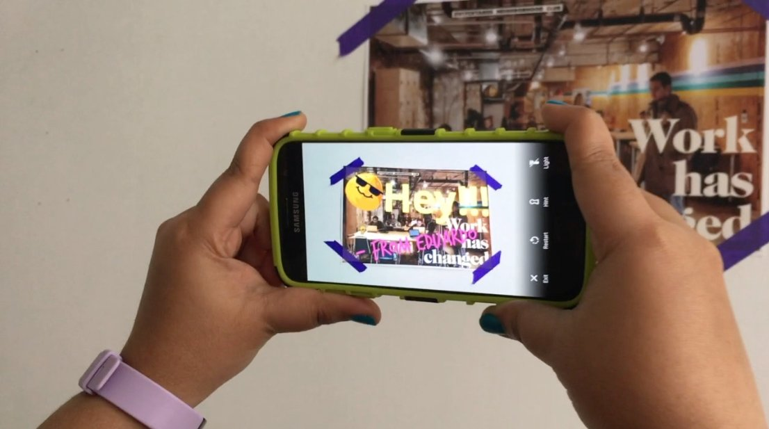 gARfitti: Create, discover and share Augmented Reality from one easy app  https://betalist.com/startups/garfitti…pic.twitter.com/OKjZLYGTlq