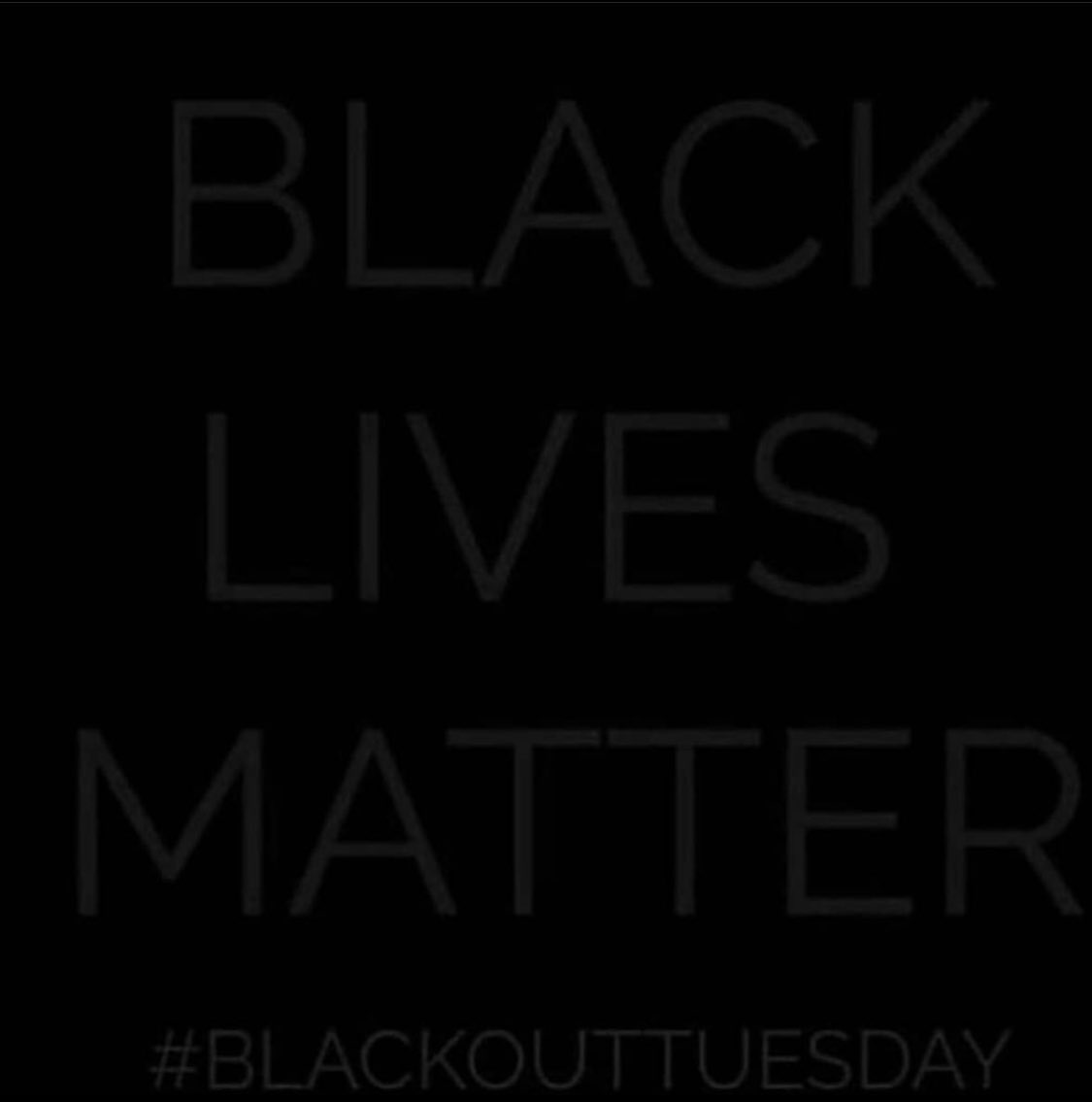 We matter and we always will. #blackouttuesday  #blacklivesmatter✊🏽✊🏾✊🏿 #socialinjusticemustend #historyrepeatsitself #riots #wemustbeheard #melaninrunsdeep #africanamerican #ourskinisbeautiful #black #beautiful #resilient #strong #blackgirlmagic  #stopkillingus #icantbreathe